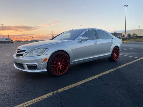 2007 Mercedes-Benz S-Class for sale at CHECK AUTO, INC. in Tampa FL