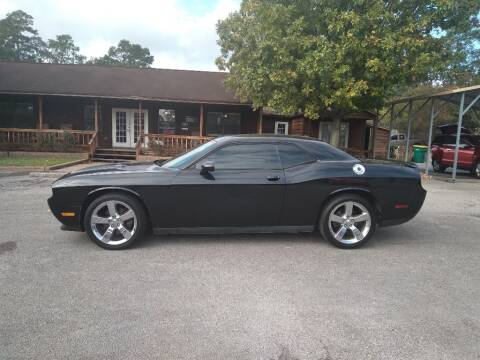 2011 Dodge Challenger for sale at Victory Motor Company in Conroe TX
