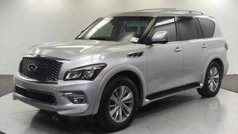 2015 Infiniti QX80 for sale at Stephen Wade Pre-Owned Supercenter in Saint George UT