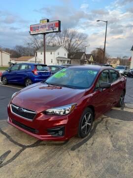 2019 Subaru Impreza for sale at Dream Auto Sales in South Milwaukee WI