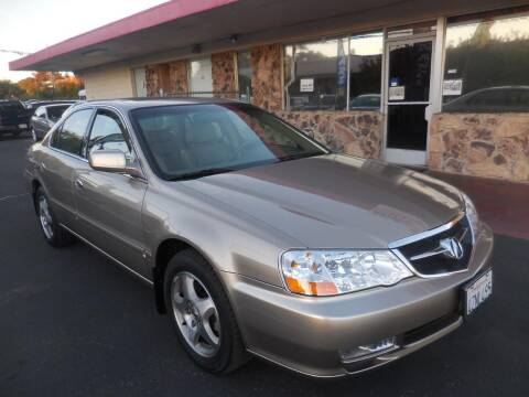 2003 Acura TL for sale at Auto 4 Less in Fremont CA