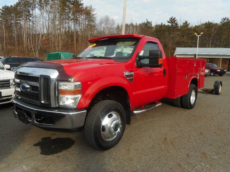 2008 Ford F-350 Super Duty for sale at Automotive Toy Store LLC in Mount Carmel PA