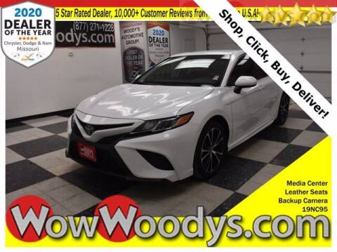 2019 Toyota Camry for sale at WOODY'S AUTOMOTIVE GROUP in Chillicothe MO