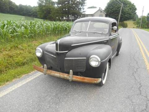 1941 Mercury Coupe for sale at Haggle Me Classics in Hobart IN