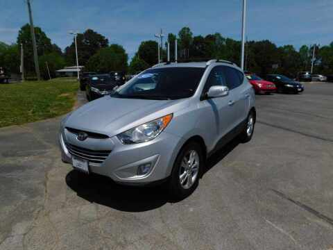 2013 Hyundai Tucson for sale at Paniagua Auto Mall in Dalton GA
