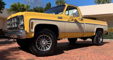 1979 GMC C/K 2500 Series for sale at PennSpeed in New Smyrna Beach FL