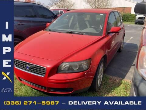 2006 Volvo V50 for sale at Impex Auto Sales in Greensboro NC