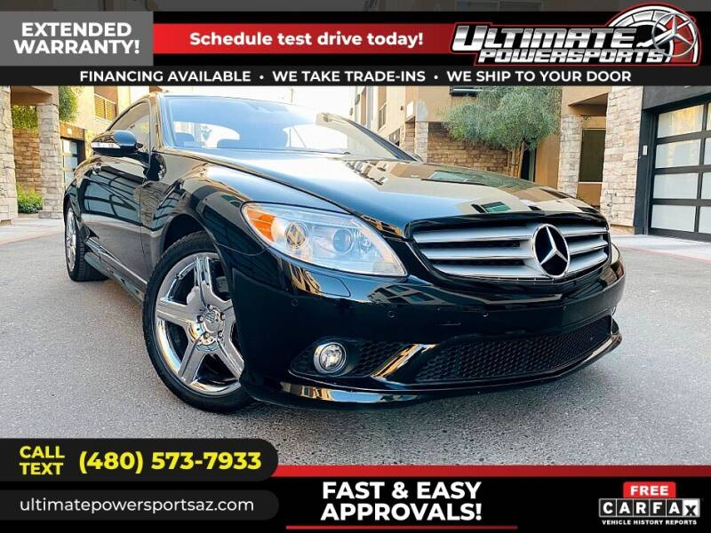 2007 Mercedes-Benz CL-Class for sale in Scottsdale, AZ