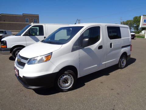 2016 Chevrolet City Express Cargo for sale at King Cargo Vans Inc. in Savage MN