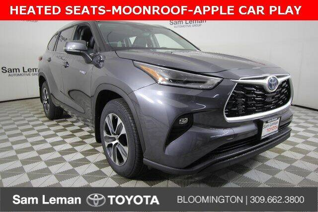 2021 Toyota Highlander Hybrid for sale in Bloomington, IL