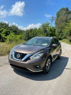 2015 Nissan Murano for sale at Dependable Motors in Lenoir City TN