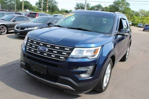 2017 Ford Explorer for sale at Road Runner Auto Sales WAYNE in Wayne MI