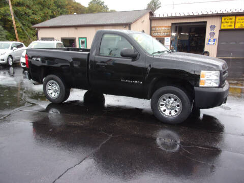 2007 Chevrolet Silverado 1500 for sale at Dave Thornton North East Motors in North East PA