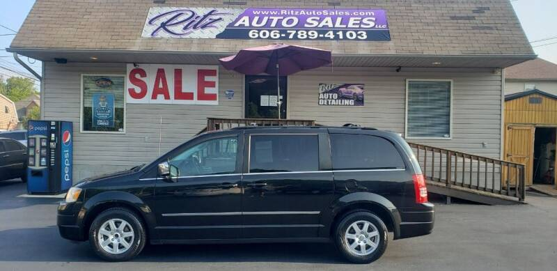 2010 Chrysler Town and Country for sale at Ritz Auto Sales, LLC in Paintsville KY