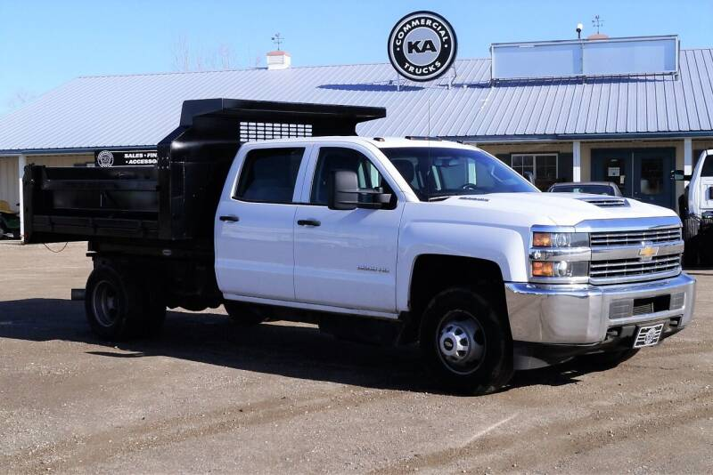 2017 Chevrolet Silverado 3500HD for sale at KA Commercial Trucks, LLC in Dassel MN