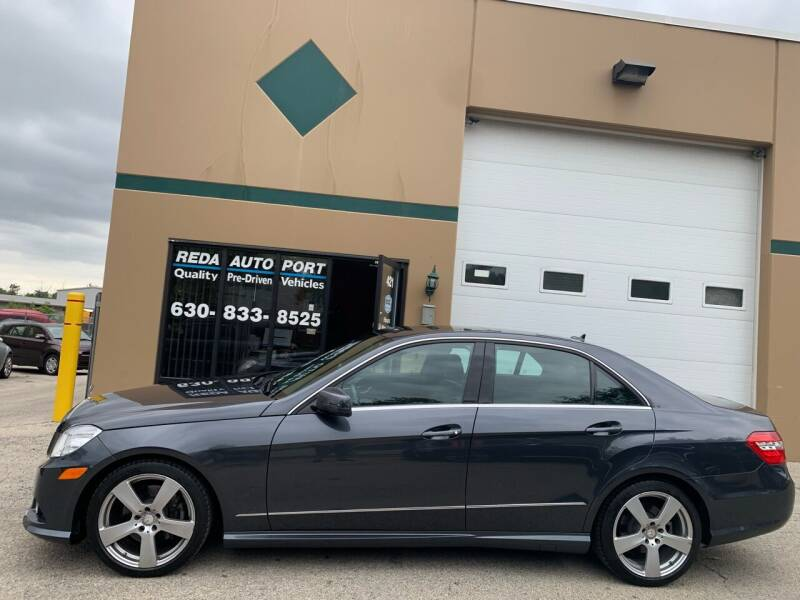 2010 Mercedes-Benz E-Class AWD E 350 Sport 4MATIC 4dr Sedan - Villa Park IL