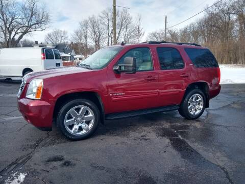 2009 GMC Yukon for sale at Depue Auto Sales Inc in Paw Paw MI