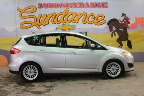 2014 Ford C-MAX Hybrid for sale at Sundance Chevrolet in Grand Ledge MI