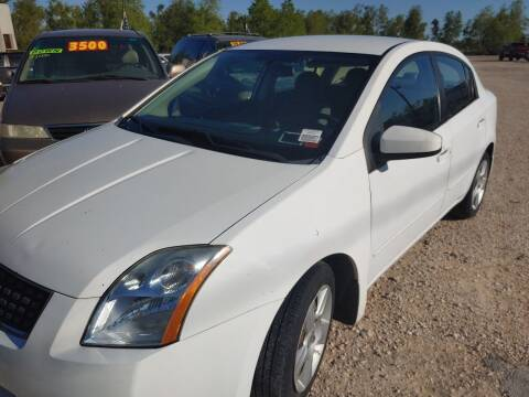 2007 Nissan Sentra for sale at Finish Line Auto LLC in Luling LA