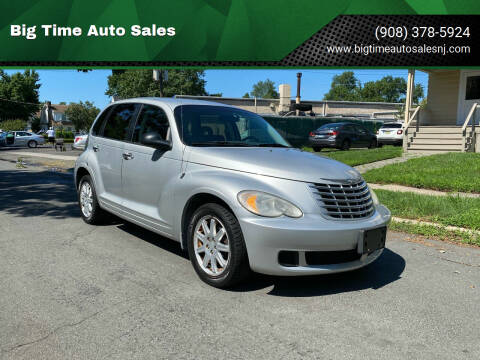 2007 Chrysler PT Cruiser for sale at Big Time Auto Sales in Vauxhall NJ