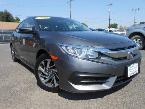 2018 Honda Civic for sale at McKenna Motors in Union Gap WA