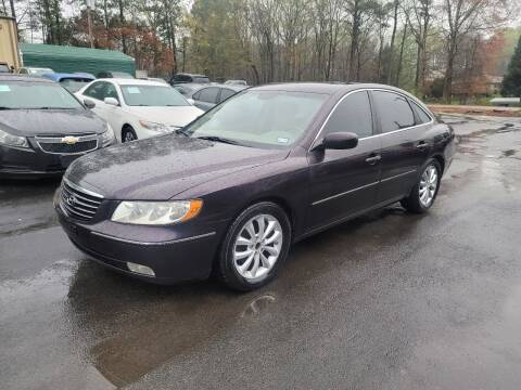 2007 Hyundai Azera for sale at GA Auto IMPORTS  LLC in Buford GA