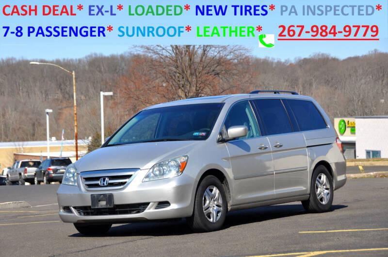2005 Honda Odyssey for sale at T CAR CARE INC in Philadelphia PA