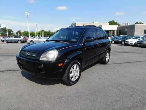 2005 Hyundai Tucson for sale at Paniagua Auto Mall in Dalton GA