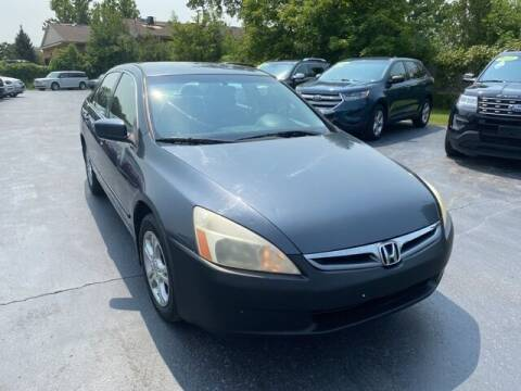 2007 Honda Accord for sale at Newcombs Auto Sales in Auburn Hills MI