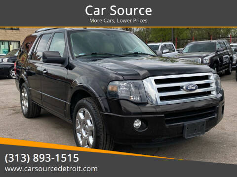 2013 Ford Expedition for sale at Car Source in Detroit MI