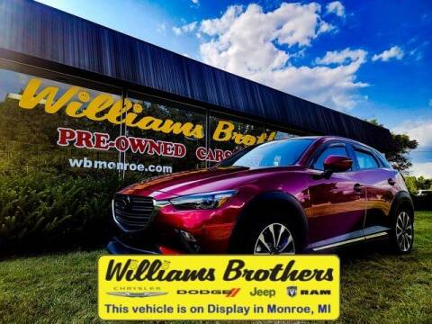 2019 Mazda CX-3 for sale at Williams Brothers - Pre-Owned Monroe in Monroe MI