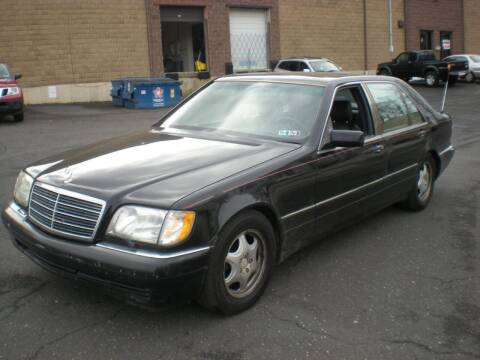 1997 Mercedes-Benz S-Class for sale at 611 CAR CONNECTION in Hatboro PA