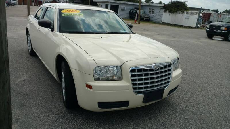 2008 Chrysler 300 for sale at Kelly & Kelly Supermarket of Cars in Fayetteville NC