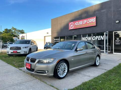 2009 BMW 3 Series for sale at HOUSE OF CARS CT in Meriden CT