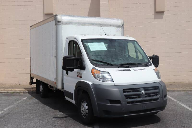 2014 RAM ProMaster Cab Chassis 3500