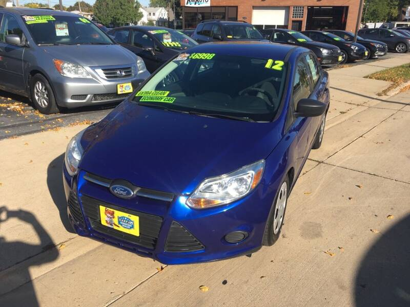 2012 Ford Focus for sale in Milwaukee, WI