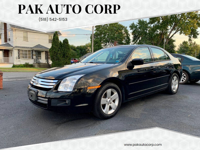 2008 Ford Fusion for sale at Pak Auto Corp in Schenectady NY