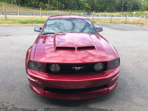 2006 Ford Mustang for sale at Brady Car & Truck Center in Asheboro NC