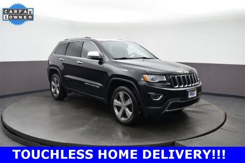 2016 Jeep Grand Cherokee for sale at M & I Imports in Highland Park IL