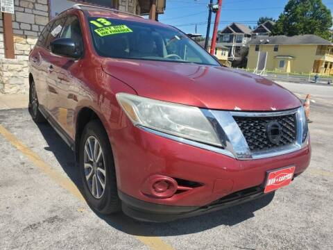 2013 Nissan Pathfinder for sale at USA Auto Brokers in Houston TX
