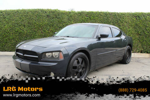 2008 Dodge Charger for sale at LRG Motors in Montclair CA