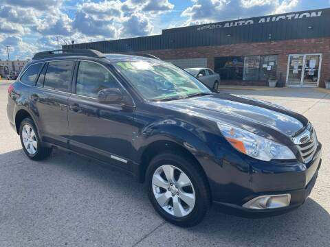 2012 Subaru Outback for sale at Motor City Auto Auction in Fraser MI
