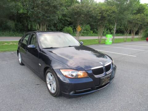 2008 BMW 3 Series for sale at Pristine Auto Sales in Monroe NC