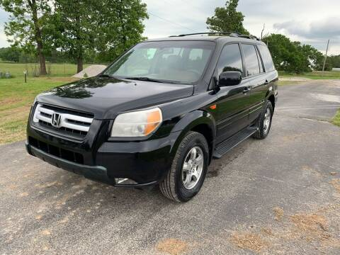 2006 Honda Pilot for sale at Champion Motorcars in Springdale AR