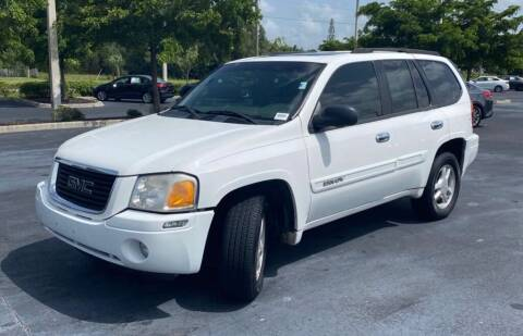 2004 GMC Envoy for sale at Cobalt Cars in Atlanta GA