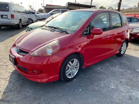 2008 Honda Fit for sale at Auto Max of Ventura in Ventura CA