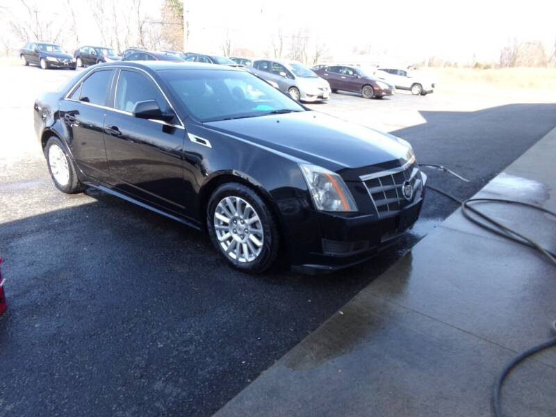 2011 Cadillac CTS for sale at Pool Auto Sales Inc in Spencerport NY