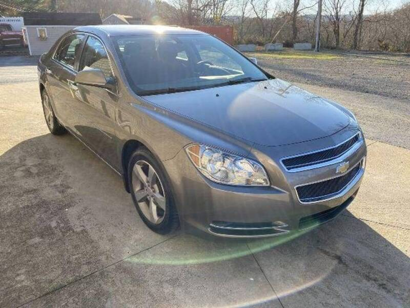 2012 Chevrolet Malibu for sale at Route 106 Motors in East Bridgewater MA