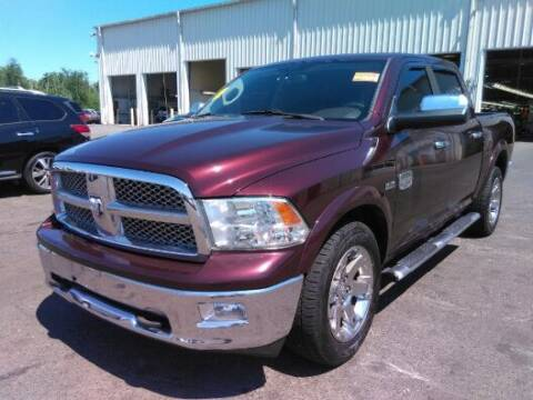 2012 RAM Ram Pickup 1500 for sale at Action Automotive Service LLC in Hudson NY
