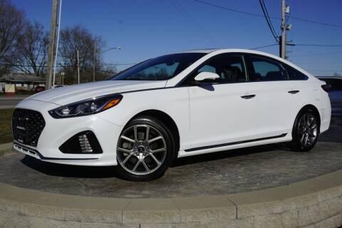 2018 Hyundai Sonata for sale at Platinum Motors LLC in Heath OH